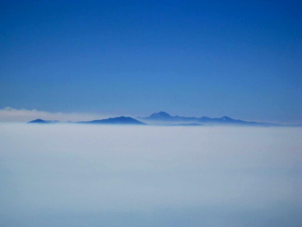 Mount Lassen from Shasta
