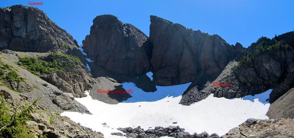 H'kusasam Summit Routes