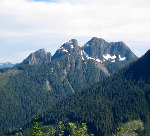 Queen Peak