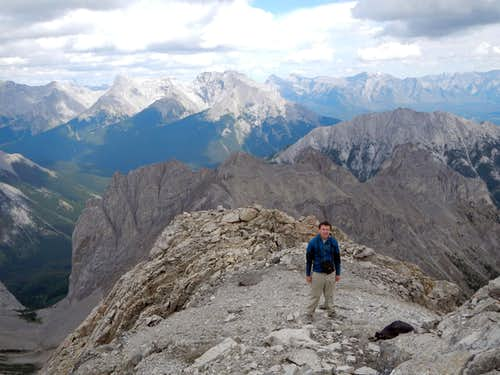 Myself at the Summit (Gimpilator)