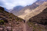 Toubkal for the weekend: Climbing Northern Africa's highest mountain