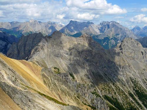 Mount Edith Near By