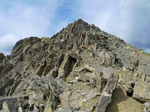Upper Ridge of Mount Cory