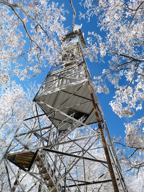 Cove Mountain Tower