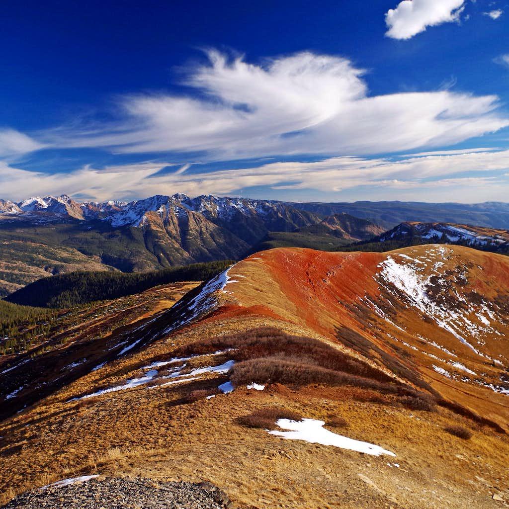 The Ridge to Jura