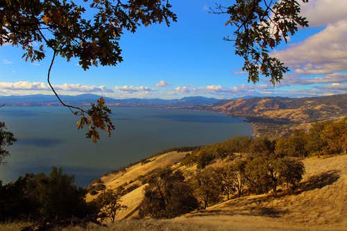 Two hikes, Clear Lake Area