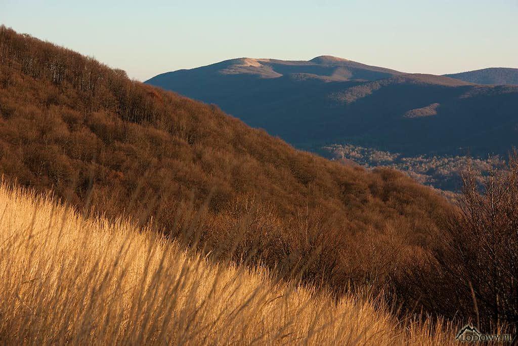 Mount Wielka Rawka