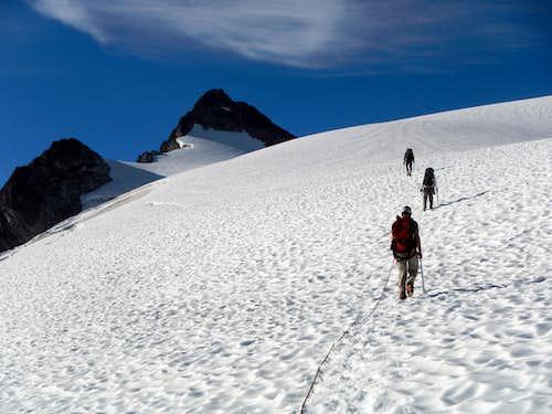 Below Snowfield Peak