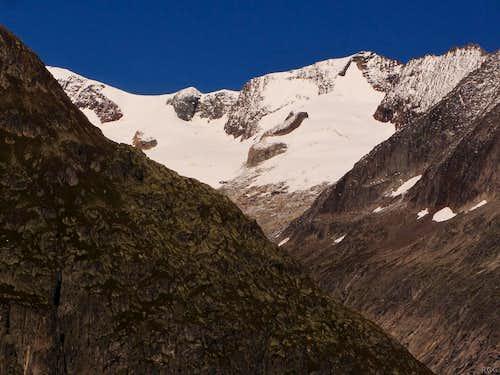 Dreieckhorn (3811m)