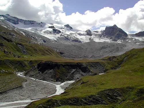Gran Paradiso GROUP:  at the head of Val di Rhêmes