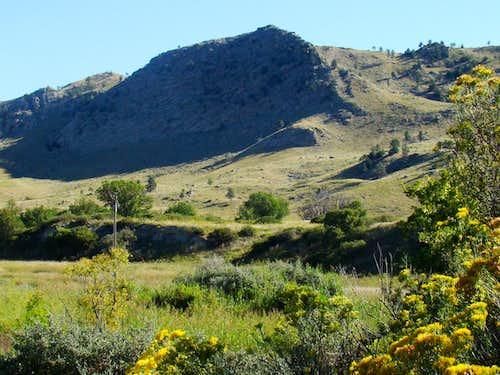Devil's Slide Mountain