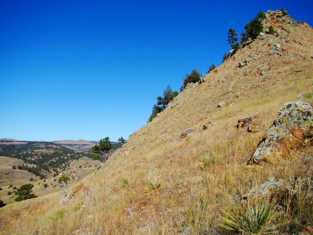 Devil's Slide Mountain Summit
