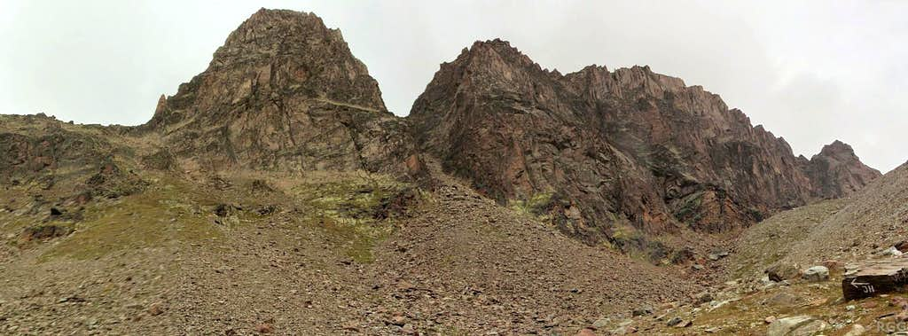 Jägihorn panorama