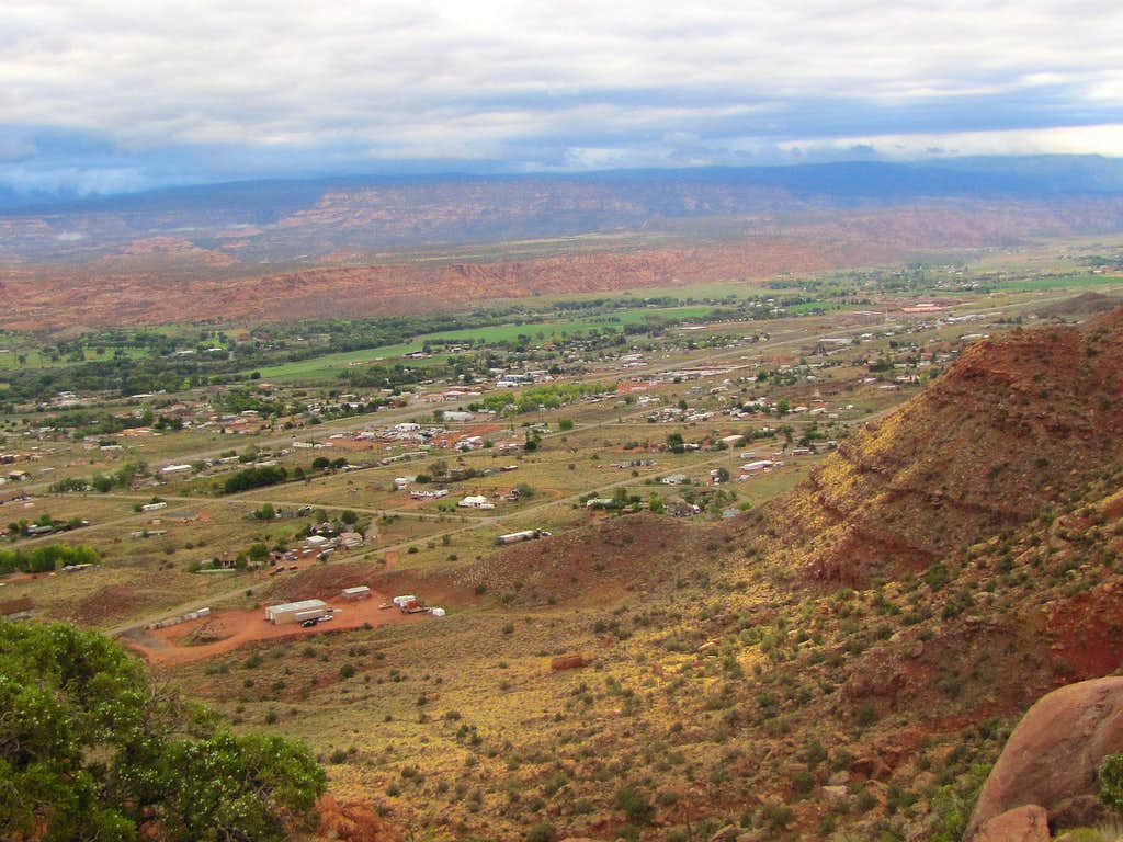 Southern Moab
