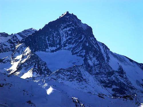 La Grivola (3969 m.) parete n-e