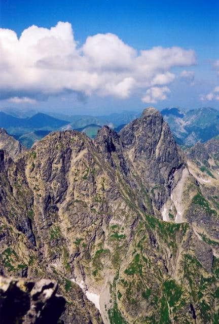 Mieguszowiecki Wielki Peak...