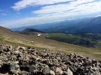 Stunning Scenery on Quandary Peak