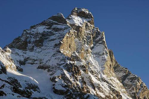 Matterhorn seen from the...