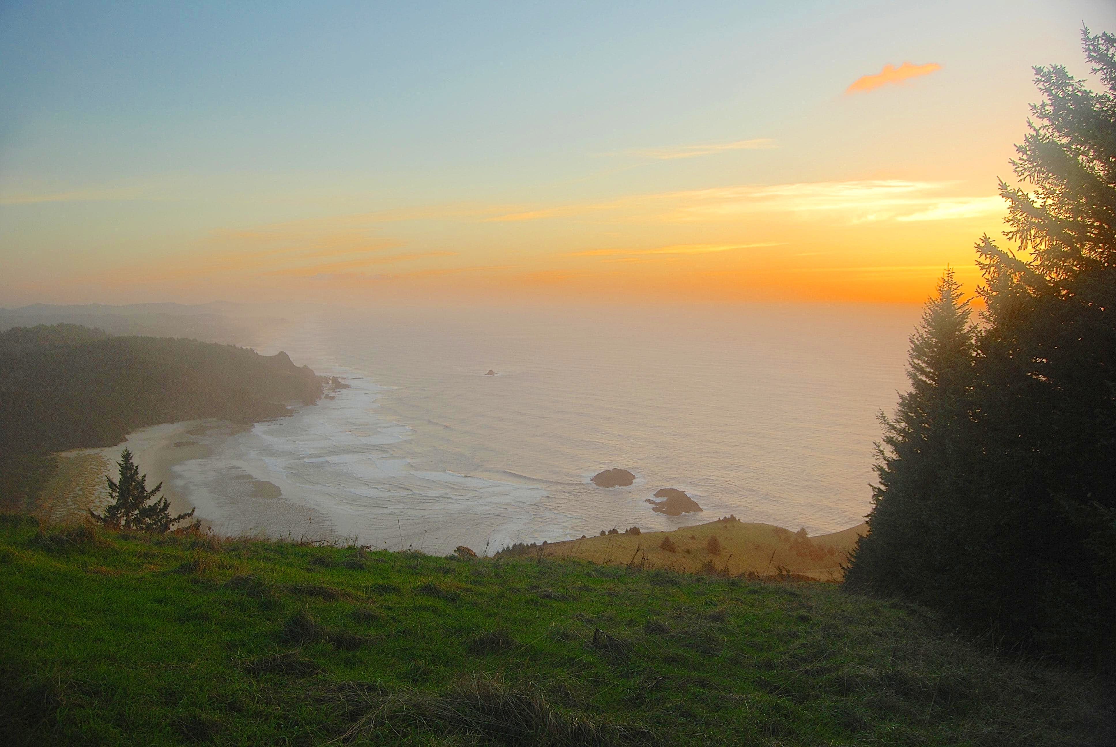 Cascade Head:  November 7th 2014