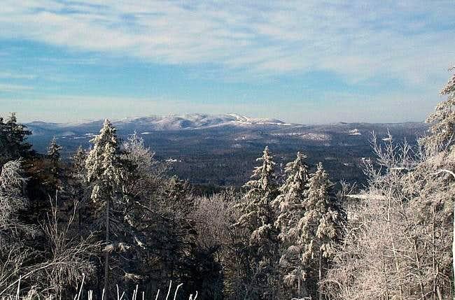 View looking towards Mt....