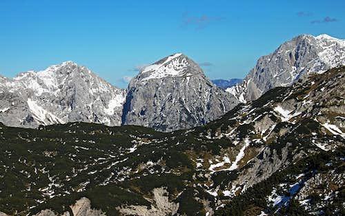 Turska gora, Brana and Planjava