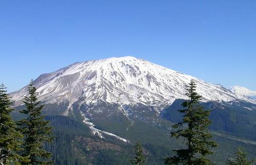 Mt. St. Helens from the...