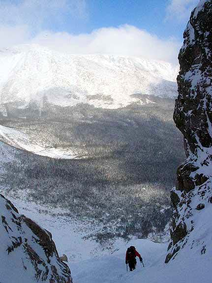Winter Ascent of Waterfall G....