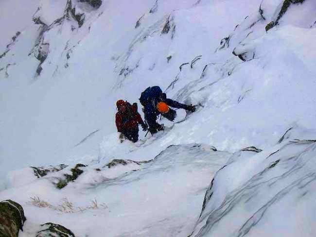 Katahdin Climbing Hiking Amp Mountaineering Summitpost