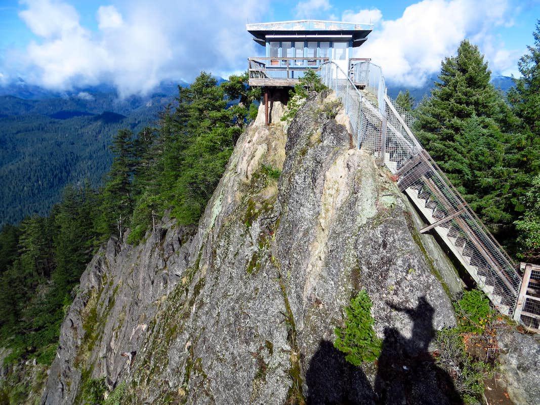 Acker Rock Lookout Photos Diagrams Amp Topos Summitpost