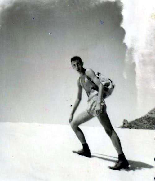 P. di Pian Bessey Traverse to Punta della Valletta 1966