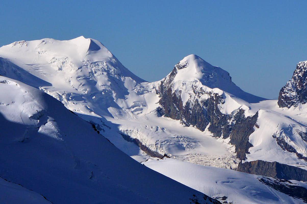 Castor & Pollux 2014 : Photos, Diagrams & Topos : SummitPost