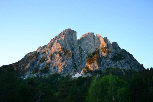 Peakbagging in the Aigüstortes National Park