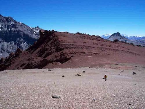 Cerro Colorado during the...