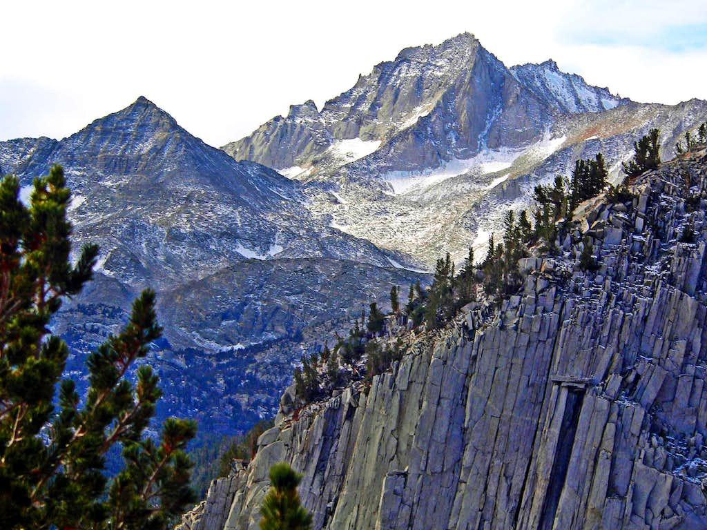 Pyramid Peak, Bear Creek Spire