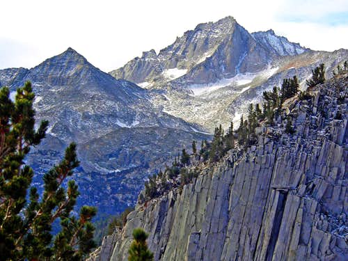 Pyramid Peak, Bear Creek Spire