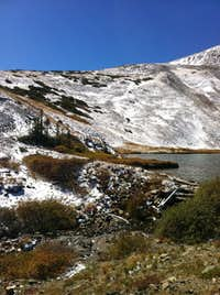 Eastfork trail