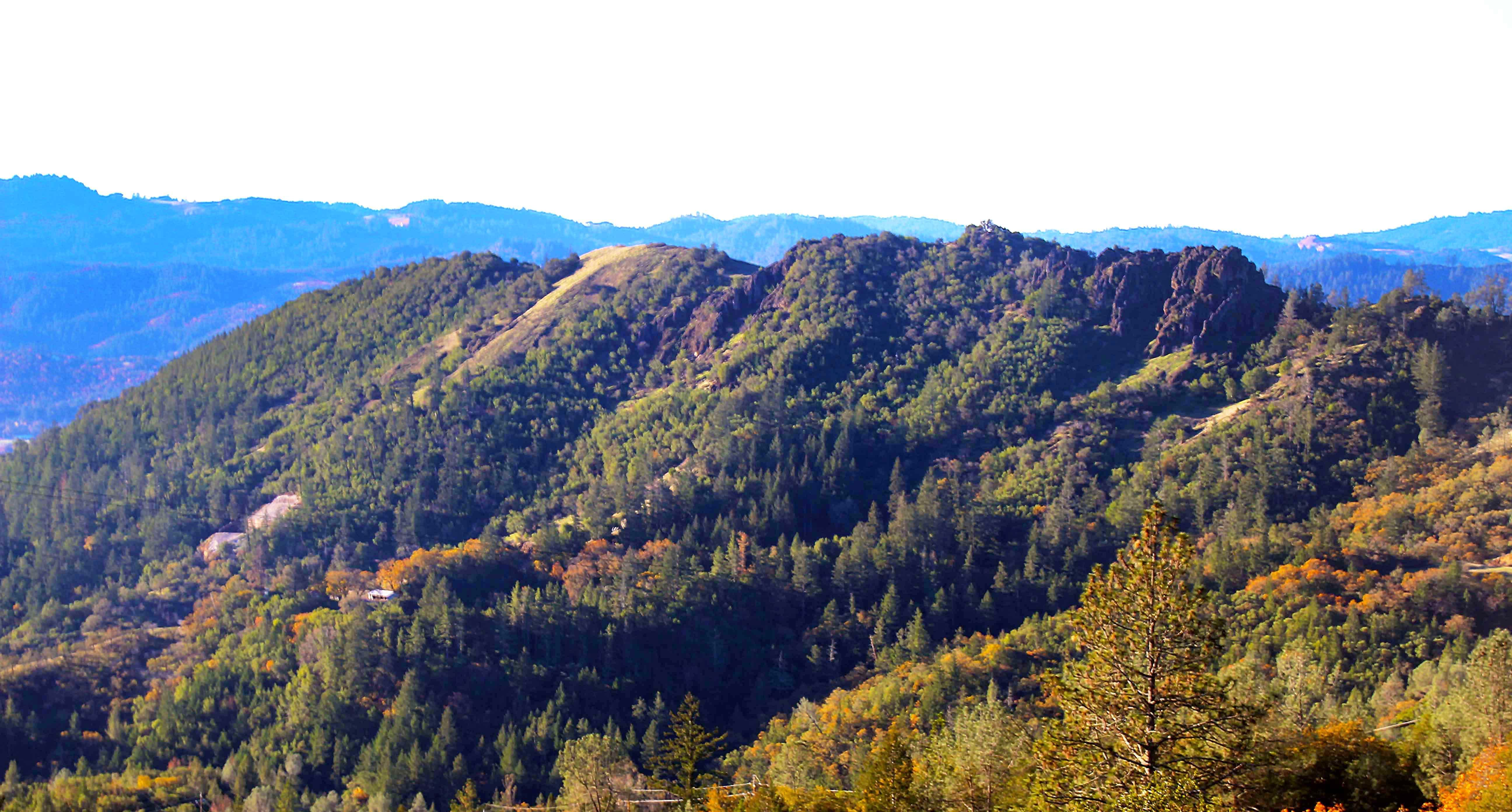 """Calistoga Ridge"""