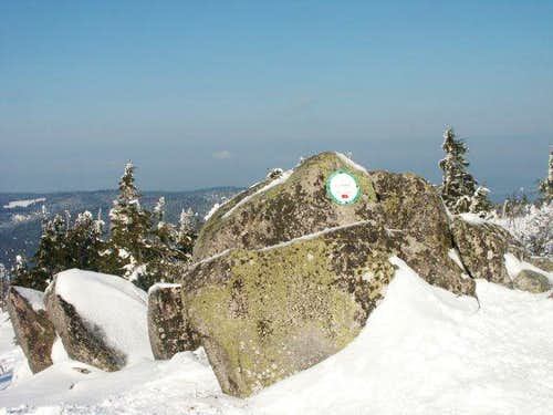 Tanet, the summit (february...