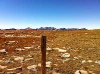 Trail cairns