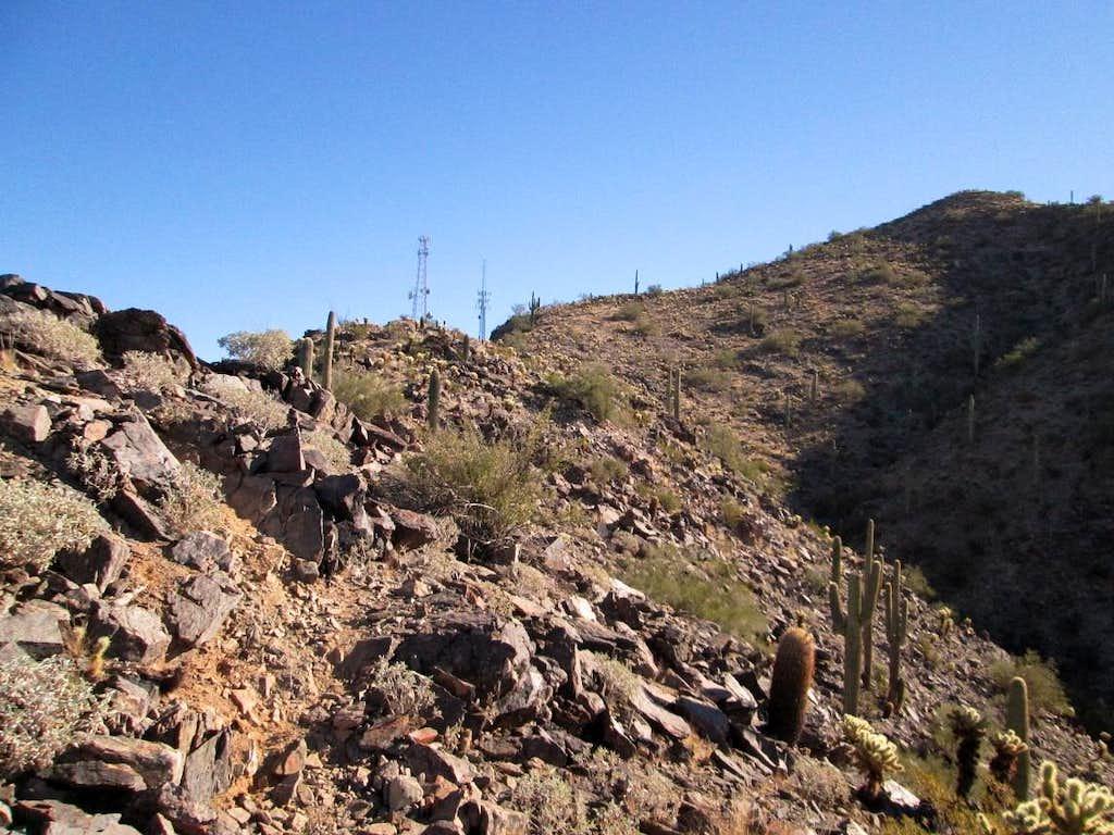 Casa Grande Mountain AZ