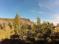 Mt Adams east side, Goat Peak