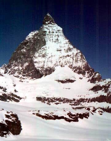 Matterhorn May 2000