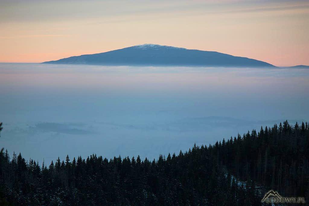 Mount Babia Gora