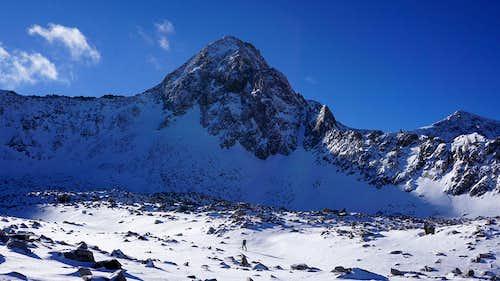 North Ridge, Pfeifferhorn