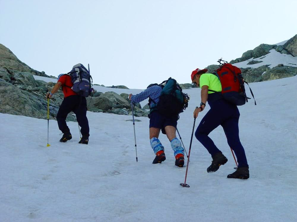 All Rout ... North Pole Expedition? No to Gelé 2003