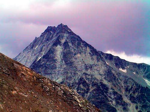 All Routes to Mont Gelè Walls & Ridges