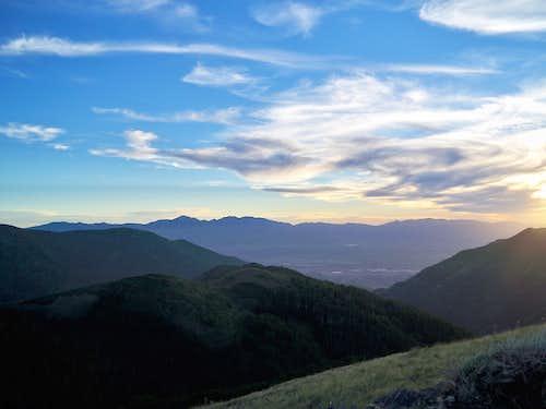 Stansbury Mountains
