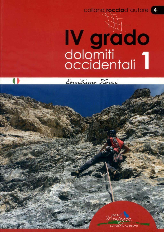 Dolomiti Occidentali Guidebook
