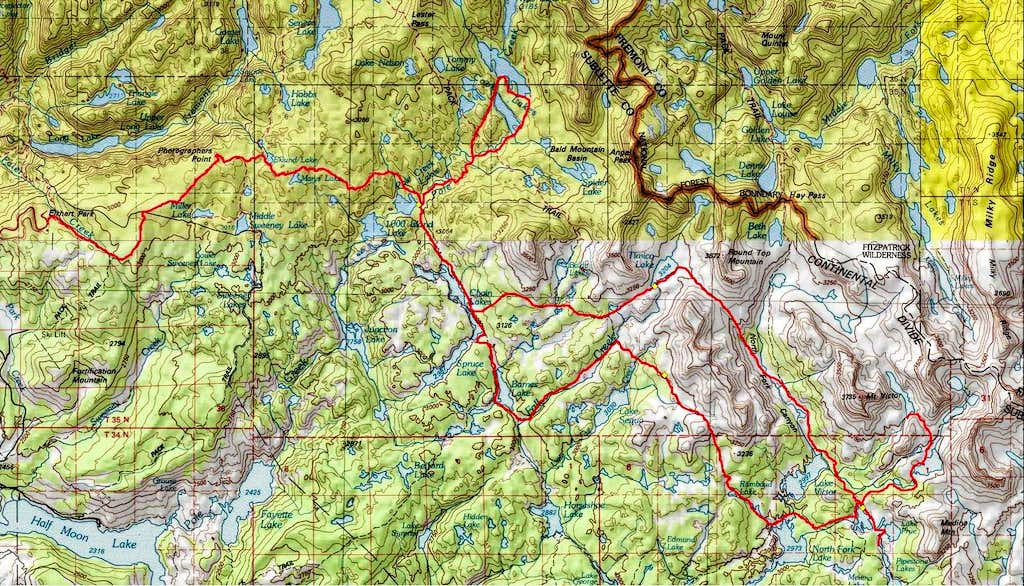 Wind River Route