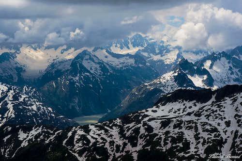Bernese Alps 4000-ers